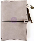 Warm Stone Prima Travel Journals