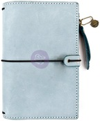 Ice Blue Prima Travel Journals