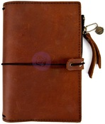 Rust Brown Prima Travel Journals