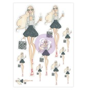 Go Getter Josefina Planner Stickers - Prima