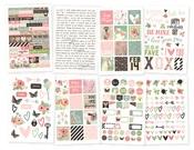 Romance Sticker Sheets - Simple Stories