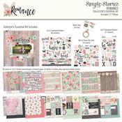 Romance Collectors Essentials Kit - Simple Stories