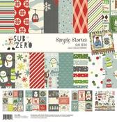 Sub Zero Collection Kit - Simple Stories