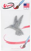Hummingbird - U-Paint Metal Embellishments 1/Pkg