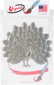 Peacock - U-Paint Metal Embellishments 1/Pkg