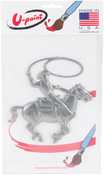 Cowboy/Roper - U-Paint Metal Embellishments 1/Pkg
