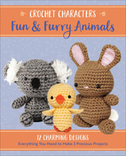 Fun & Furry Animals - Crochet Characters