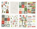 Sub Zero Sticker Sheets - Simple Stories