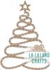 Spiral Christmas Tree - La-La Land Die