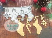 Stockings Banner - La-La Land Die