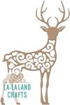 Filigree Reindeer 1 - La-La Land Die
