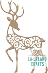 Filigree Reindeer 2 - La-La Land Die