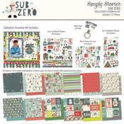 Sub Zero Collectors Essential Kit - Simple Stories - PRE ORDER