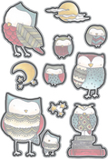 Give A Hoot - Elizabeth Craft Metal Die