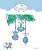 Beautiful Baubles - Elizabeth Craft Metal Die