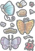 Bugs & Butterflies - Elizabeth Craft Metal Die