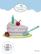 Cake - Elizabeth Craft Metal Die