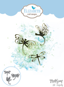 Dragonfly - Elizabeth Craft ModaScrap Metal Die