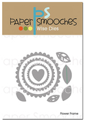 Flower Frame - Paper Smooches Dies