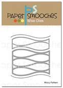 Wavy Pattern - Paper Smooches Dies