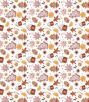 "Christmas - Gingerbread - Craft Consortium Decoupage Papers 13.75""X15.75"" 3/Pkg"