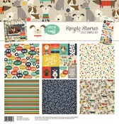 Life Is Ruff Collection Kit - Simple Stories