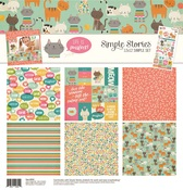 Life Is Purrfect Collection Kit - Simple Stories