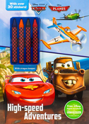 Cars & Planes High-Speed Adventures - Parragon