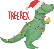 "Tree Rex .12"" To 4.13"" - Cheery Lynn Designs Die"