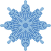 "Snowflake 2 2.20"" To 2.34"" - Cheery Lynn Designs Cut & Emboss Die"