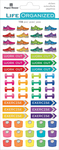 Fitness - Paper House Functional Planner Stickers