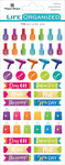 Me Time - Paper House Functional Planner Stickers