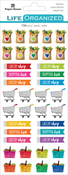 Grocery - Paper House Functional Planner Stickers