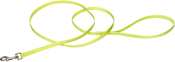 "Lime - 3/8"" Single-Ply Nylon 6' Training Dog Leash"