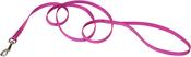 "Orchid - 3/8"" Single-Ply Nylon 6' Training Dog Leash"