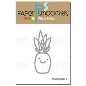 Pineapple 1 - Paper Smooches Dies