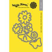 Pretty Wings - Waffle Flower Die