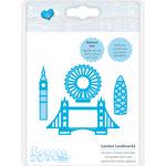 London Landmarks - Tonic Studios Rococo Die