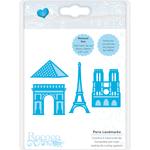 Paris Landmarks - Tonic Studios Rococo Die