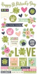 St Patricks Day Sticker Sheet - Simple Stories