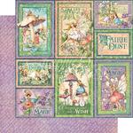Dreamland Paper - Fairie Dust - Graphic 45