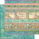 Magic Wishes Paper - Fairie Dust - Graphic 45