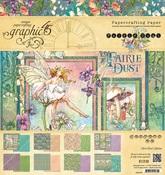 Fairie Dust 8 x 8 Paper Pad - Graphic 45