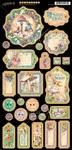 Fairie Dust Chipboard - Graphic 45