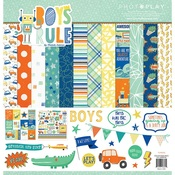 Boys Rule Collection Pack - Photoplay