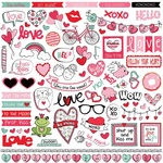 Love Notes Sticker Sheet - Photoplay