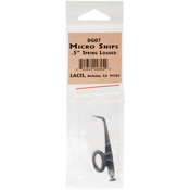 Spring Loaded - Lacis Micro Snips .5""
