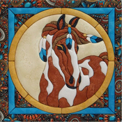 "12""X12"" - Painted Pony Quilt Magic Kit"
