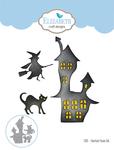 Haunted House Set - Elizabeth Craft Metal Die