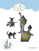 Haunted House Set - Elizabeth Craft Metal Die